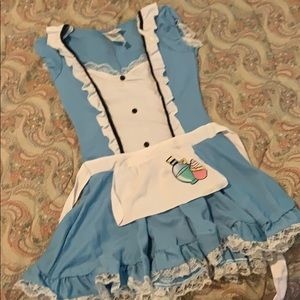 California Costumes Other - ALICE IN WONDERLAND ALICE COSTUME